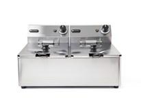 Fritéza Blue Line 2058 2x6 l Hendi 1 ks