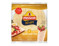 Mission Wraps Spelt and Oat 1x245 g