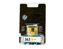 Cartridge N363 yellow HP 1ks