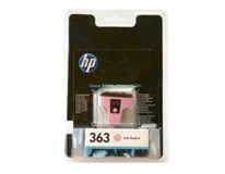 Cartridge N363 light magenta HP 1ks