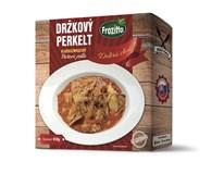Delika Frozitta Držkový perkelt hotové jedlo mraz. 4x450 g