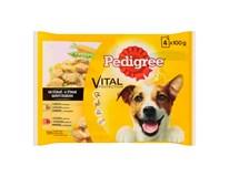 Pedigree Vital adult kapsičky pre psov 4x100 g