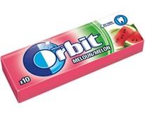 Orbit žuvačky watermelon dražé 30x14 g