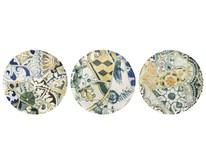 Tanier na pizzu Seaside Maiolica porcelánový 31 cm Tognana 1 ks