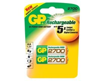 Batérie Recyko 2700 HR6 AA GP 2ks