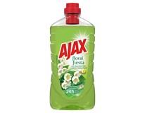Ajax Floral Fiesta Konvalinka univerzálny čistiaci prostriedok 1x1 l