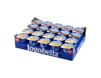 Zott Jogobella jogurt special I.(hruška,čerešňa,les.ovocie,marhuľa)chlad. 20x150 g