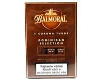 Balmoral corona tubos cigary 45,34g 5ks