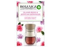Air wick Botanica Exotická ruža osviežovač vzduchu 1x19 ml