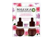Air wick Botanica Duo pack Exotická ruža náhradná náplň do osviežovača 2x19 ml