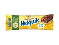 Nestlé Nesquik müsli tyčinka 16x25 g