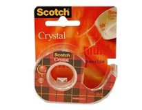 Lepiaca páska crystal číra 19mmx7,5mm 3M Scotch 1ks
