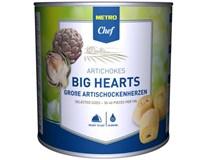 Metro Chef Artičoky srdcia celé 1x2650 ml