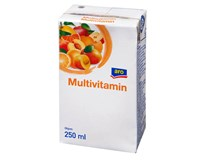 ARO nektár multivitamín 27x250 ml