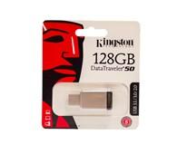 Kingston flash disk DT50 128GB 1 ks