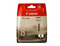 Cartridge CLI-8BK black Canon 1ks