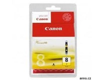 Cartridge CLI-8Y yellow Canon 1ks
