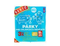 Berto Párky pre chlapcov a dievčatá chlad. 2x135 g