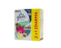 Glade Touch&Fresh Tropical Blossom náhradná náplň 1x30 ml (2+1 navyše)