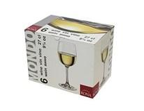 Pohár na víno Mondo 270ml Rona 6ks
