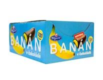 Figaro Banán v čokoláde 35x40 g