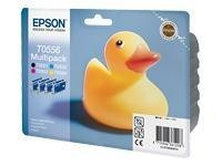 Cartridge T0556 multipack cmyk Epson 1ks