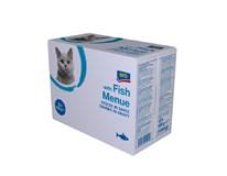 ARO Rybacia kapsička pre mačku 12x100 g