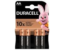 Batérie Basic AA Duracell 4ks