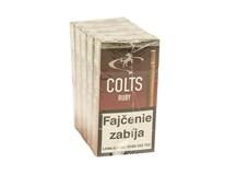 Colts cigary cherry filter 5x72g 5x10 ks