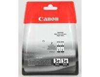 Cartridge BCI-3EBK twinpack Canon 1ks