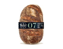 Baker Street Chlieb kváskový semienkový 1x750 g
