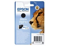 Cartridge T0711 black Epson 1ks