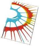 Kniha záznamová linajková  A4/96 listov Papírny Brno 3ks