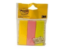 Bloček 671/3 25x76mm neón 3M Post-it 3ks