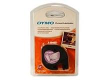 Páska plastová priehľadná 12mmx4m Letratag DYMO 1ks