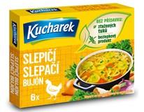 Kucharek Slepačí bujón 5x60 g +33% naviac