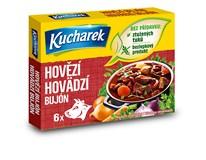 Kucharek Hovädzí bujón 5x60 g +33% naviac