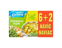 Kucharek Zeleninový bujón 5x60 g +33% naviac