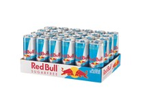 Red Bull sugarfree energetický nápoj 24x250 ml PLECH