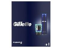 Gillette Fusion5 holiaci gél 200ml + voda po holení 50 ml