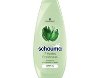 Schauma 7 bylín šampón na vlasy 1x400 ml