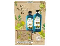Herbal Essences Let Nature In Argan oil šampón na vlasy + kondicionér