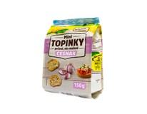 Bonavita Mini Topinky s cesnakom 1x150 g