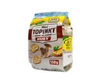 Bonavita Mini Topinky s hubami 1x150 g