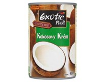 Exotic food kokosový krém 1x400 ml
