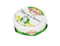 Président Palet de Chevre kozí syr s bielou plesňou chlad. 1x120 g