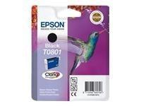 Cartridge T0801 black  Epson 1ks