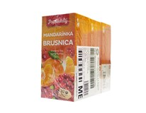 BOP Brusnica ovocný čaj 3x40 g