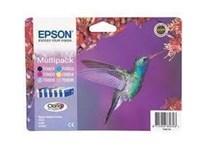 Cartridge T0807 multipack Epson 6ks