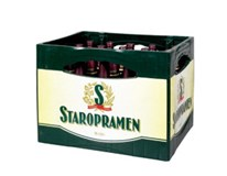 Staroprameň pivo granát 20x500 ml SKLO